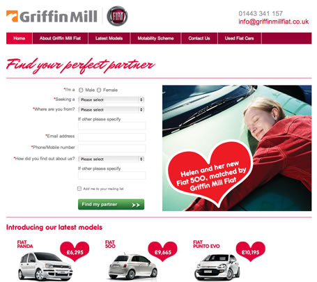 Griffin Mill Fiat