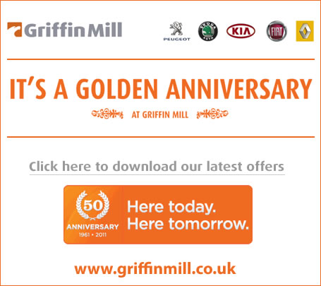 It's a Golden Anniversary at Griffin Mill